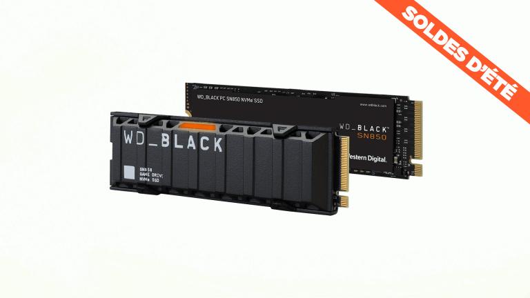 Soldes : Le plus rapide des SSD NVMe en promo !