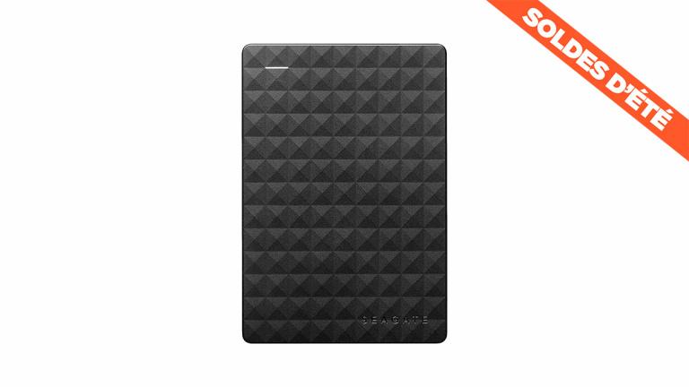 Soldes : Le disque dur Seagate 5 To en forte promotion (compatible PC, PS5, Xbox...)