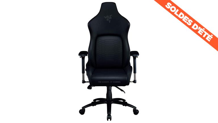 Soldes : le fauteuil gaming Razer Iskur avec près de 30% de réduction