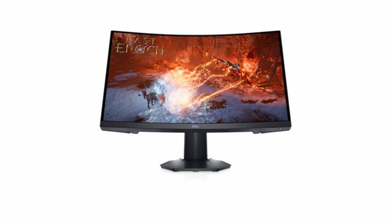Soldes : Ecran gaming Dell 24 pouces 165 Hz en promotion de 25%