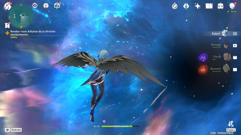 """Genshin Impact 2.0, débloquer le nouveau boss """"La matrice mécanique perpétuelle"""""""