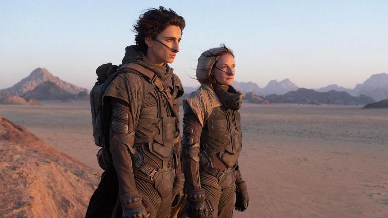 Dune : l'adaptation cinématographique dévoile un nouveau trailer !