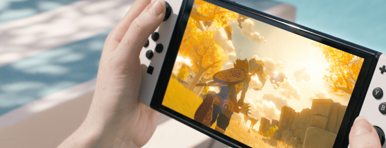 Switch OLED : promotion sur la précommande de la console Nintendo