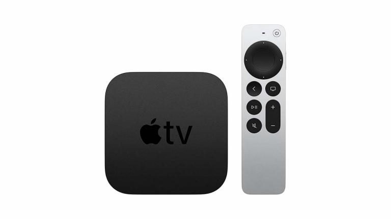 Apple TV 4K modèle 2021 en baisse de prix