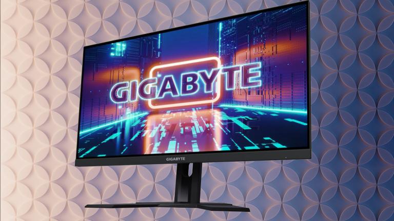 L'écran PC gamer Gigabyte 27 pouces 170 Hz perd 100€ !