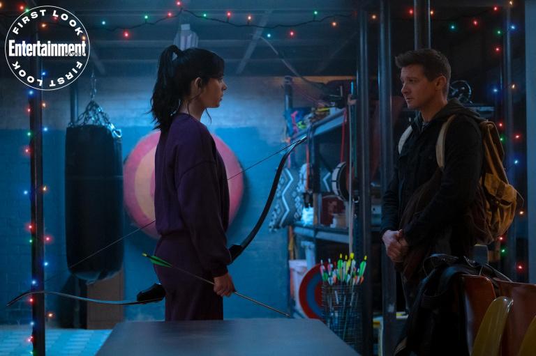 Hawkeye : un premier aperçu de la série Marvel nous dévoile une rencontre déterminante
