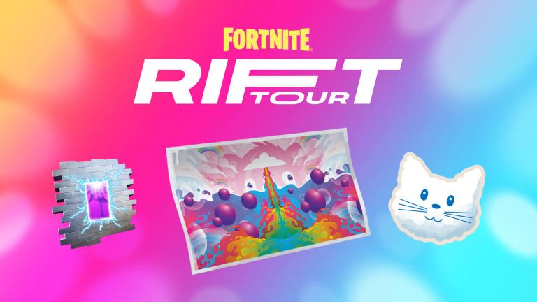 Fortnite, saison 7 : défis du Rift Tour, liste et guide complet