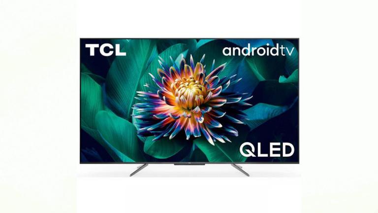La TV 4K QLED 65 pouces de TCL est à 659€ !