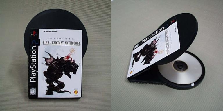 PS2 : annulé par Sony, un ancien prototype de boîtier de jeu au design particulier fait surface