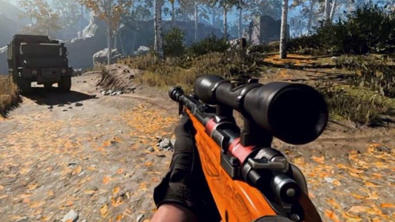 Call of Duty Warzone, saison 4 Black Ops : Kar98k, meilleures classes