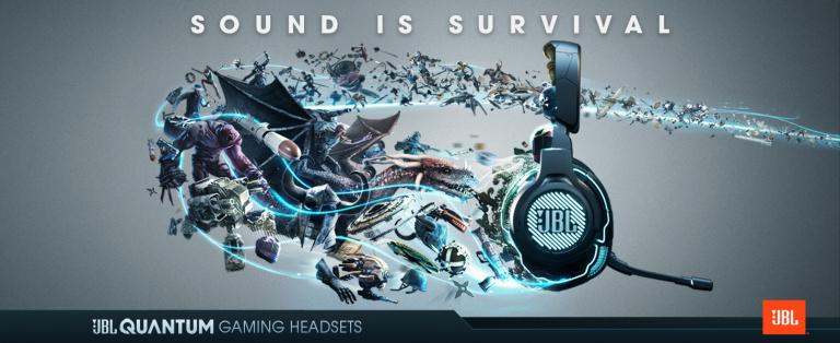 -22% sur le casque gamer JBL Quantum 400 doté du surround 7.1