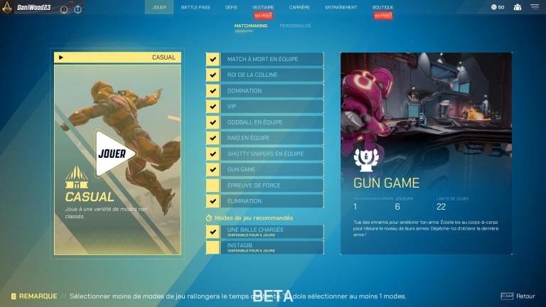 Splitgate : guide des différents modes de jeu du shooter