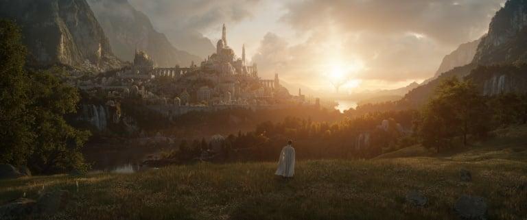 Władca Pierścieni: data premiery i pierwsza grafika dla przyszłej serii Amazon