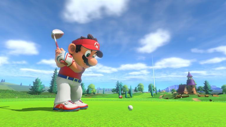 Mario Golf Super Rush : un nouveau parcours et d'autres ajouts arrivent