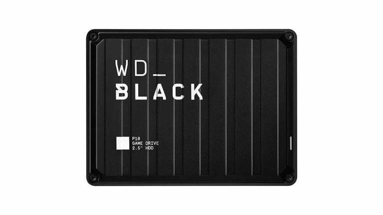 HDD 5 To WD_Black compatible  PS5 et Xbox Series en réduction de 25%