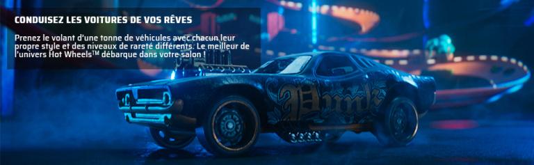 Promotion sur Hot Wheels Unleashed en précommande