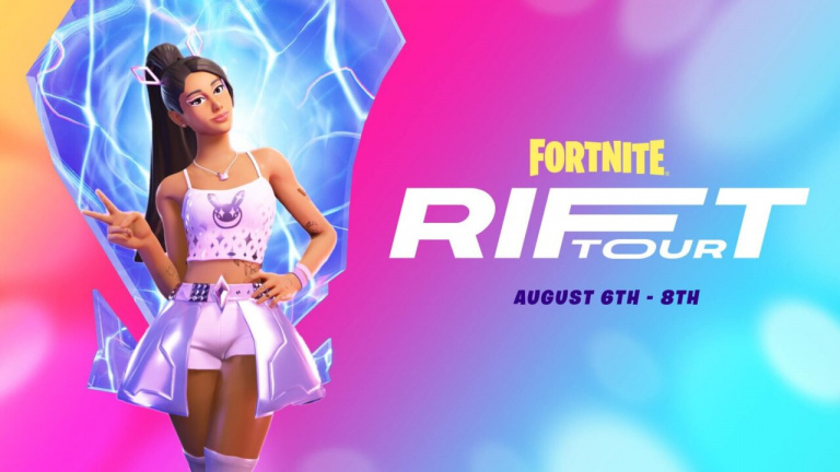 Ariana Grande - Fortnite Event