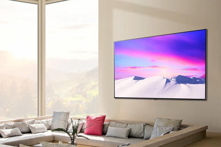 TV LG 65 Nano 4K HDMI 2.1 avec 200€ de réduction