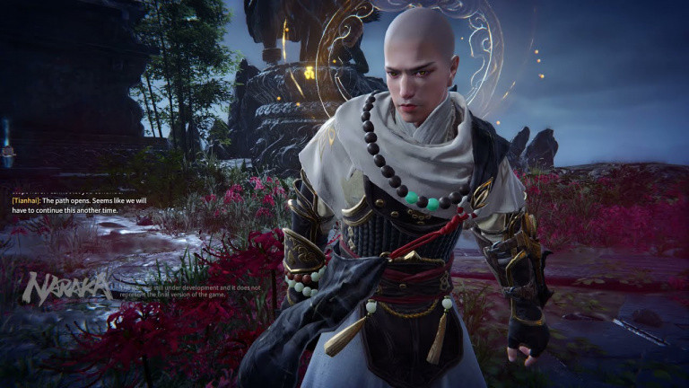 Naraka Bladepoint : Tianhai, notre guide du personnage