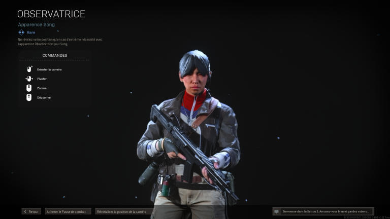 Call of Duty Warzone, saison 5 Black Ops : mission d'opérateur Song, liste et guide complet