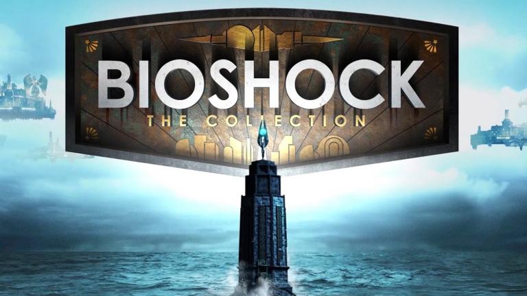 -33% sur Bioshock The Collection sur Nintendo Switch