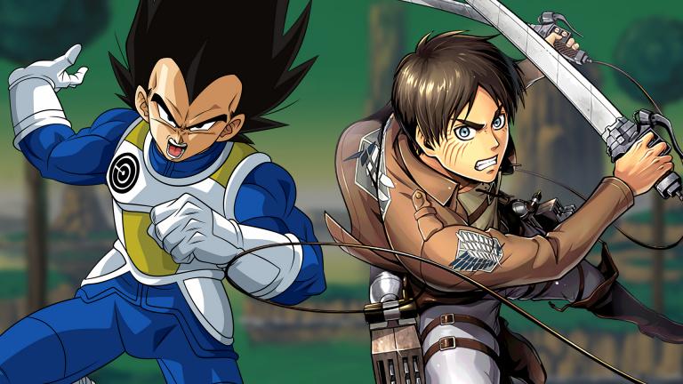 L'Attaque des Titans vs Dragon Ball : un artiste met en scène un combat entre Eren et Vegeta !