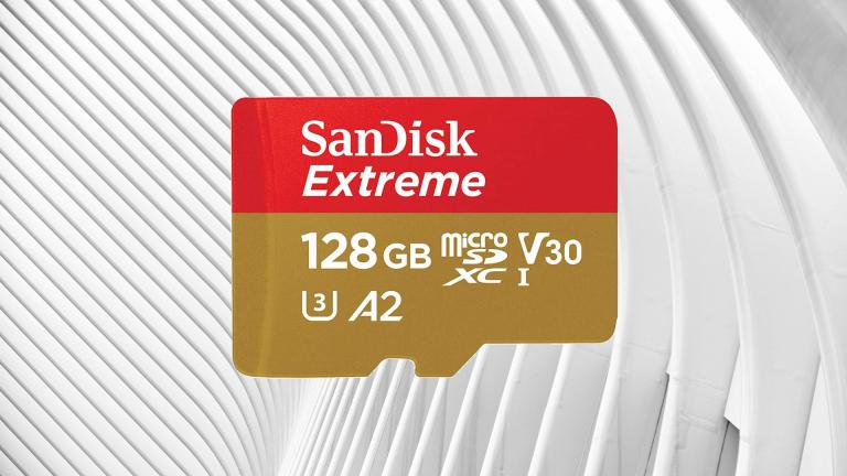 -38% sur la carte MicroSD 128 Go