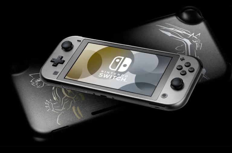 Nintendo Switch Lite Edition Collector Pokémon