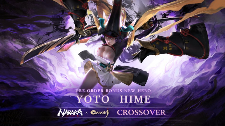 Naraka Bladepoint : Yoto Hime, notre guide du personnage