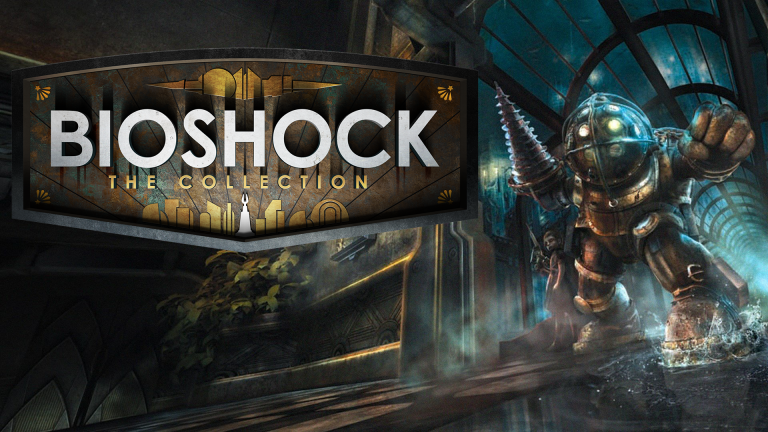 Bioshock : The Collection sur Nintendo Switch à moins de 20€