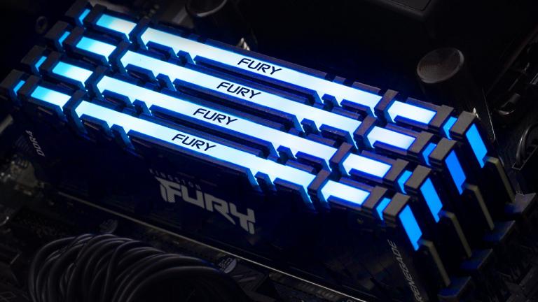Kingston FURY Renegade DDR4 RGB : Puissance et design pour cette mémoire vive de référence !