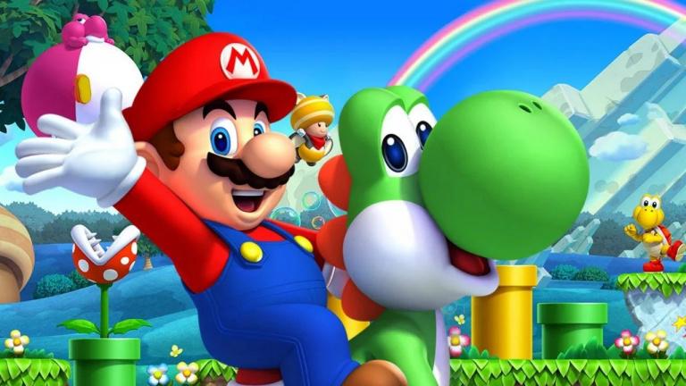 Super Mario Bros. : les réalisateurs du film d'animation connus ?