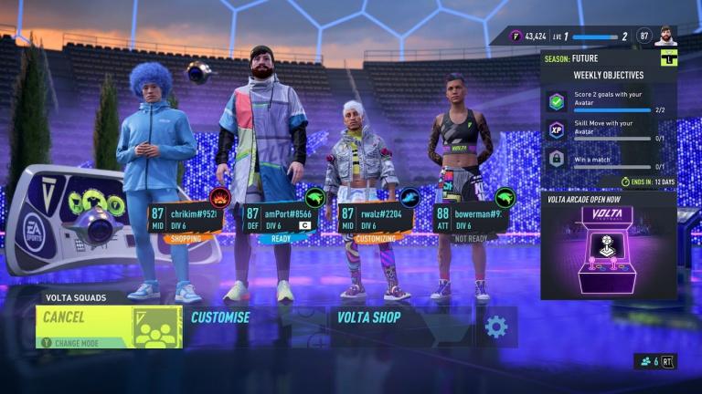 FIFA 22 : Jouabilité, aptitudes signature, contenu retiré... Le mode Volta fait peau neuve