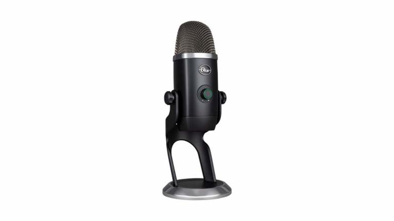 Microphone Blue Yeti X Pro pour le streaming en forte promotion
