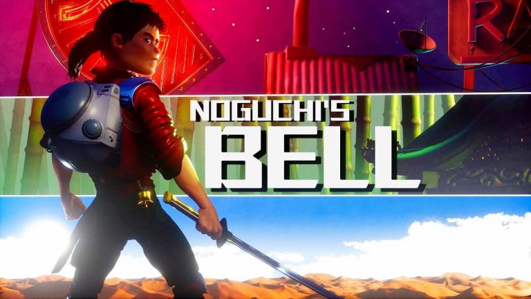 Noguchi's Bell