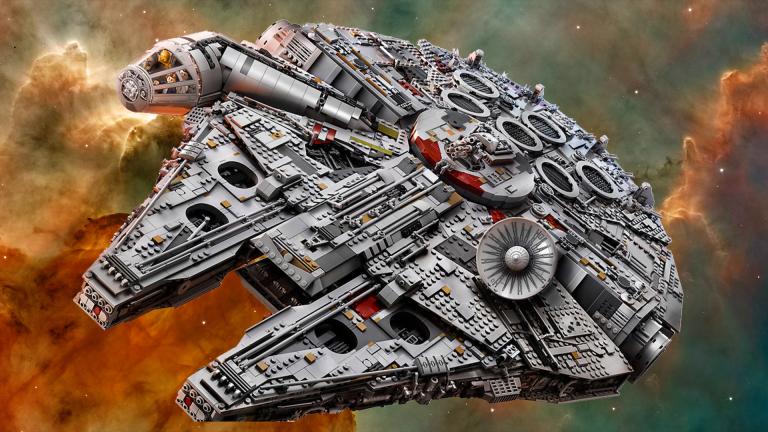 LEGO STAR WARS : Le Faucon Millenium en promotion !