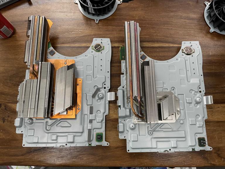 PS5 : Le nouveau modèle déjà décortiqué, les infos
