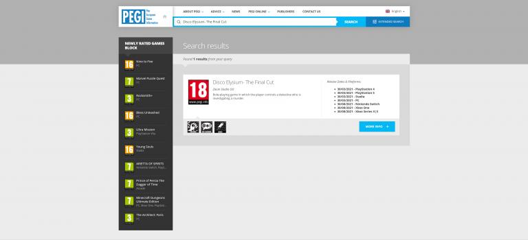 Disco Elysium Final's Cut sur Switch et Xbox, c'est pour bientôt ?