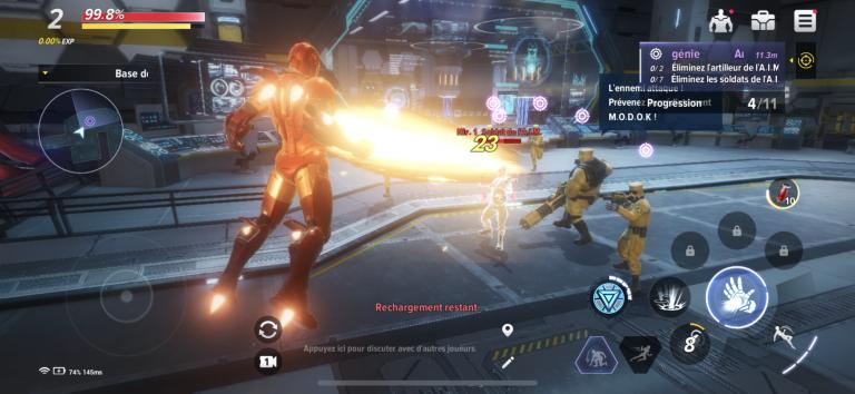 Marvel Future Revolution : La nouvelle référence des jeux Marvel sur mobiles ?