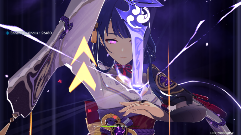 Genshin Impact, Shogun Raiden : faut-il l'invoquer ? Guide et analyse