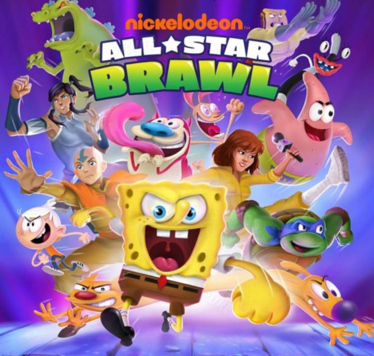 Nickelodeon All-Stars Brawl : la jaquette fuite et annonce un nouveau personnage bien connu