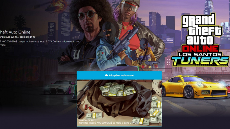 GTA Online: 0,000 offered in September for all Prime Gaming subscribers, how to get them