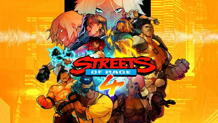 Streets of Rage 4 Anniversary Edition sur Switch : où le commander au meilleur prix
