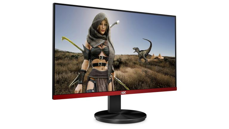 L'écran PC gamer AOC 24 pouces 144 Hz 1ms en réduction