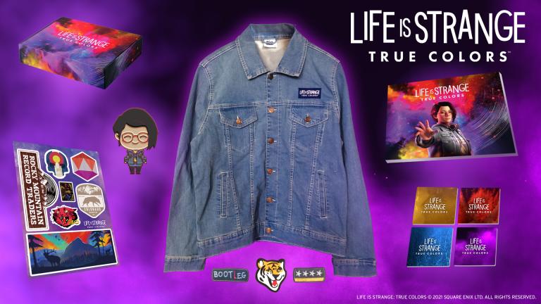 Jouez et tentez de gagner une veste, des jeux et des goodies Life is Strange : True Colors