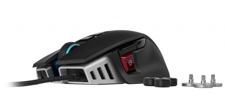 La souris gamer Corsair M65 RGB Elite en promotion