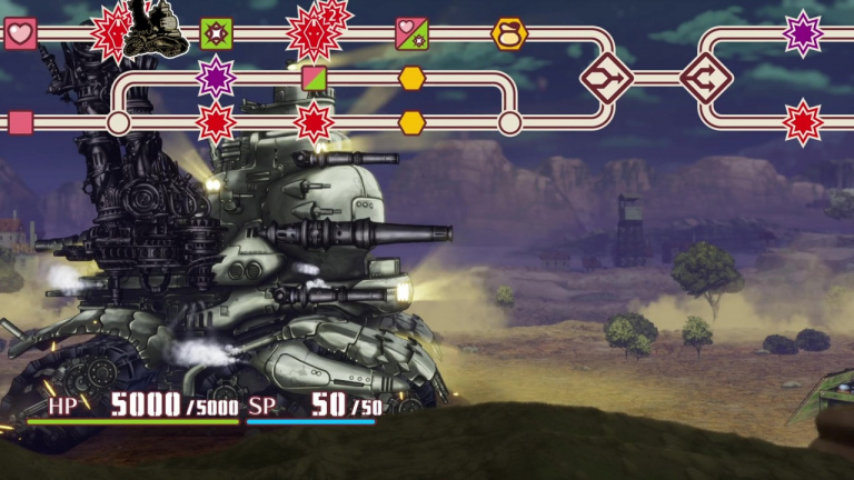 Fuga Melodies of Steel : CyberConnect2 (Demon Slayer, Naruto) revisite les combats d'Advance Wars