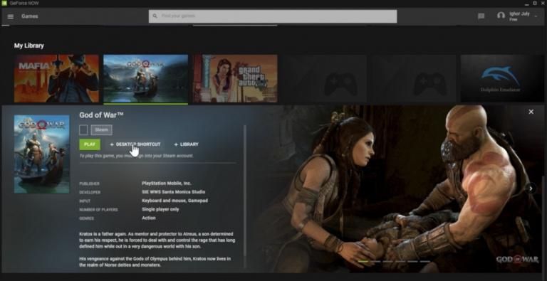 God of War : Kratos et Atreus embarquent en direction du PC ? Des indices repérés chez Nvidia