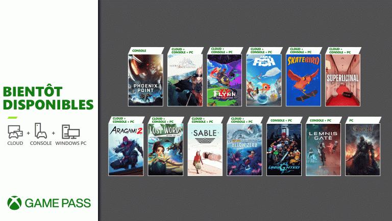 Xbox Game Pass : Les ajouts (Aragami 2) et les départs (Vermintide 2) de fin septembre