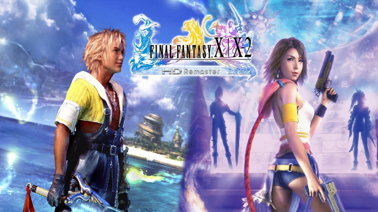 Final Fantasy X: after 100 hours of farming, a player defeats an